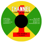 Viceroys - This World / dub (Channel One / DKR) 7""